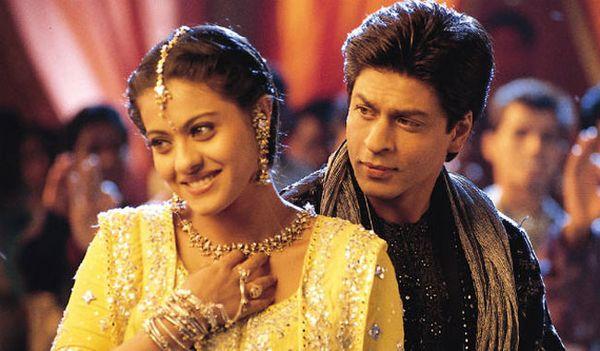 Kajol talks about Shahrukh Khan andromance