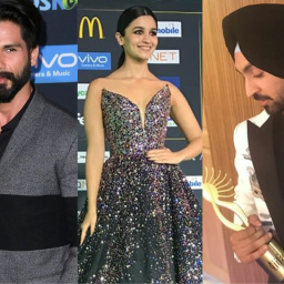 Alia, Shahid and Diljit bring home laurels for Udta Punjab