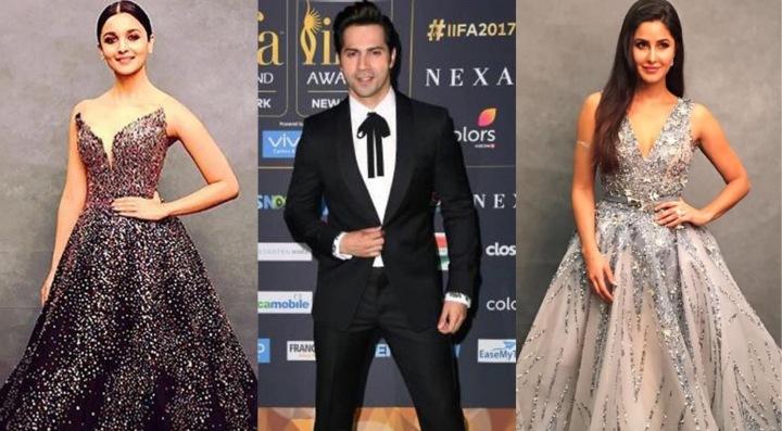 Alia Bhatt, Katrina Kaif, Varun Dhawan – here are the best dressed atIIFA