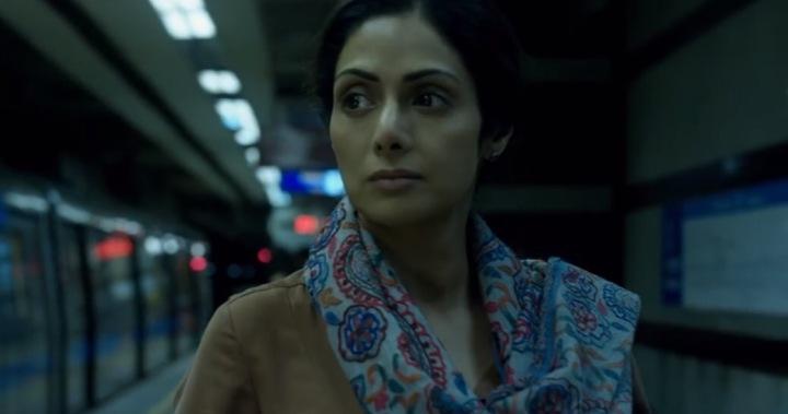Mom: Sridevi's fine acting saves a clichednarrative