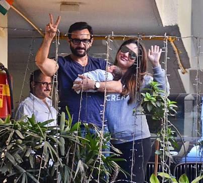 It's a good time for Taimur to start eating ghee, says Kareena KapoorKhan