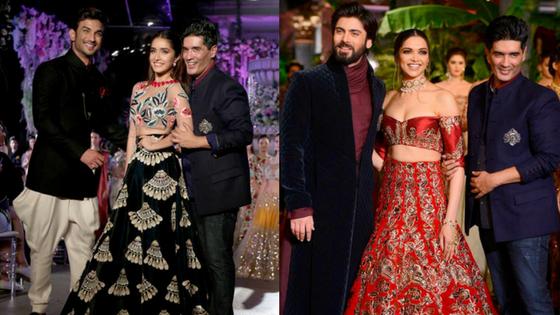 After Shushant-Shraddha and Fawad-Deepika, guess who will walk for ManishMalhotra!