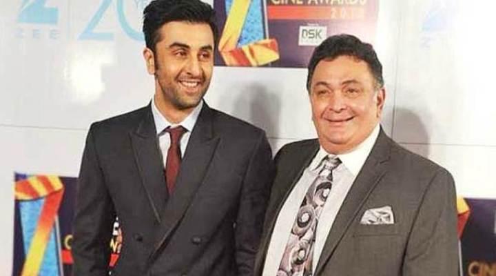 He is such an irresponsible director, says Rishi Kapoor to AnuragBasu