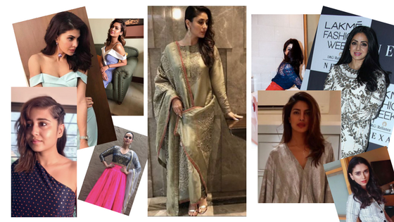 #BestDressed: Kareena Kapoor Khan, Priyanka Chopra, Aditi Rao Hydari, Shweta Tripathi – B-town ladies prove less ismore!