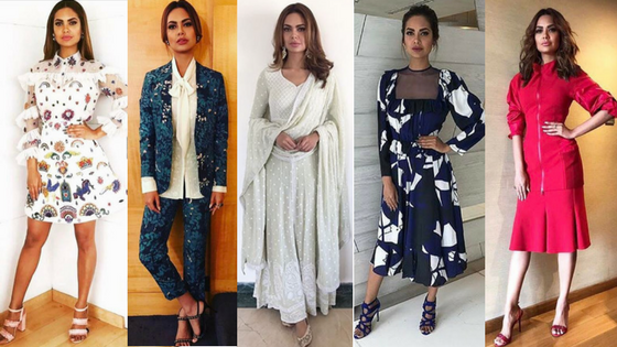 5 Reasons why we have a thing for Esha Gupta's personalstyle