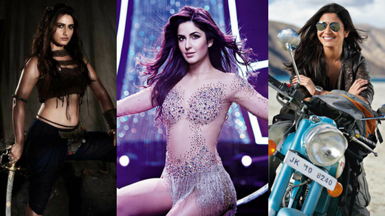 Fatima and Anushka are the heroines of their films, not Katrina, says a source