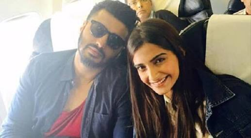 Does Sonam Kapoor have Arjun Kapoor's back?