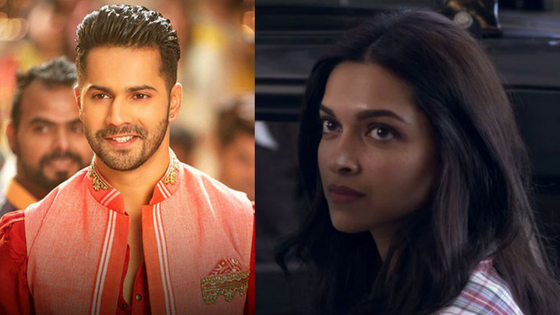 Did Deepika Padukone say NO to a film opposite Varun Dhawan?