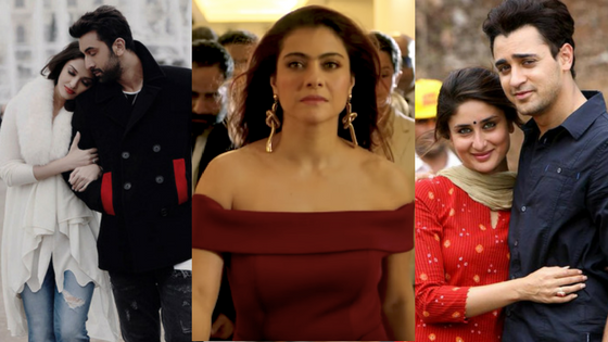 Will Kajol work with younger actors like hercontemporaries?