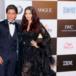 Here's why Aishwarya Rai Bachchan didn't attend Shahrukh Khan & Gauri Khan's Vogue after party!