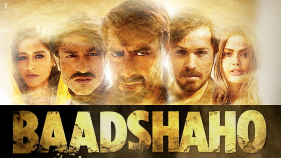 Baadshaho: A Dirty Picture