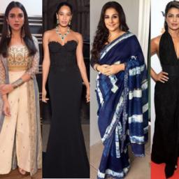 Best Dressed: Kangana, Aditi, Lisa, Vidya, Priyanka and Richa spell magic!