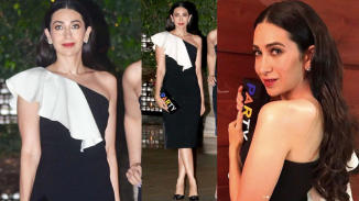 Karisma Kapoor in Saint Laurent