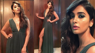 Pooja Hegde in Fame and Partners