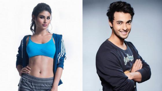 Is Mouni Roy Ayush Sharma's heroine in hisdebut?