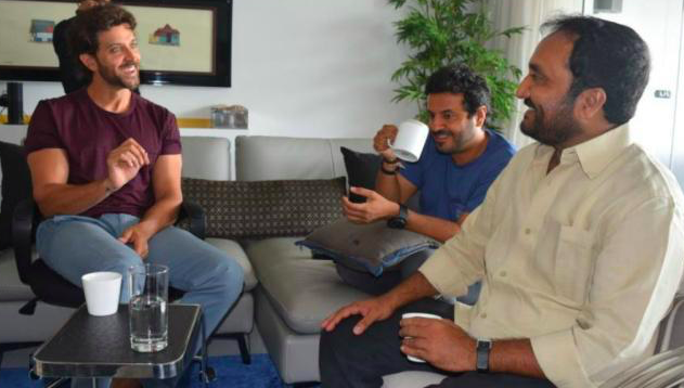 Hrithik Roshan confirmed to play Anand Kumar in Super30