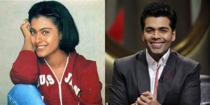 Kajol to be the heroine in Karan Johar's next?