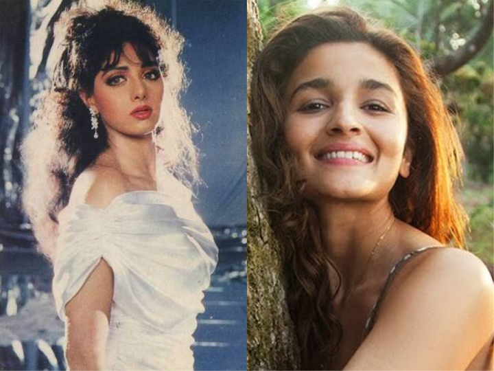 Alia Bhatt to play Sridevi's role in the remake of Chaalbaaz?