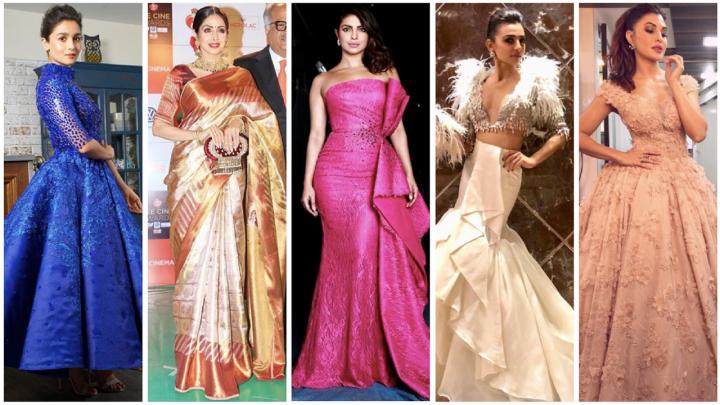 #BestDressed: Zee Cine Awards 2018 boasts of a variety ofdesigners