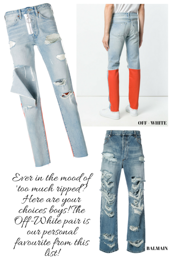 Inspired by Saqib Saleem, here are 'only denims'-3