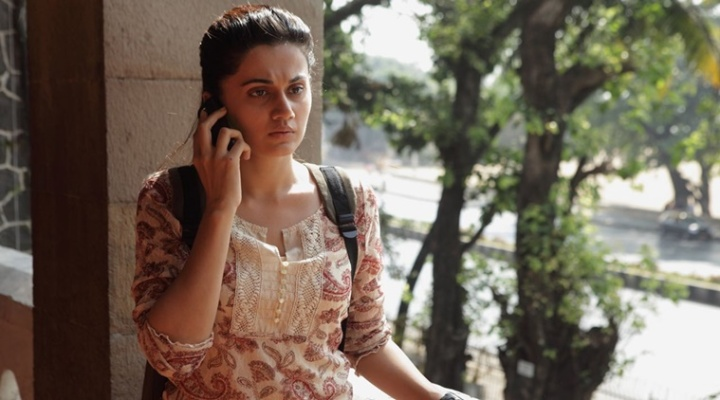 Taapsee Pannu opts out of Anurag Basu'snext