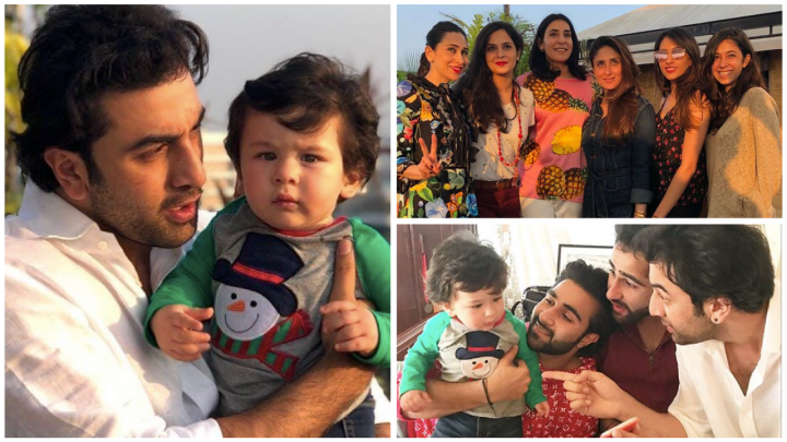 Taimur Ali Khan is the real star of the Kapoor family. Here's proof!