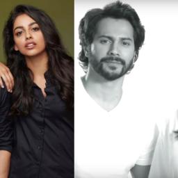 Varun Dhawan talks about October & Sui Dhaga