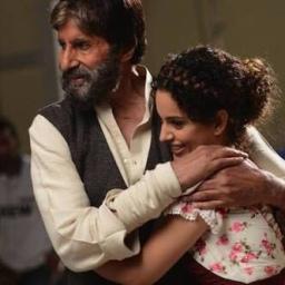 Amitabh Bachchan and Kangana Ranaut to sign R Balki's next