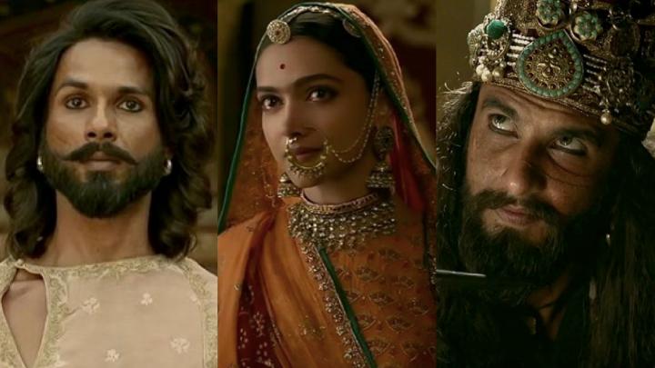 Padmaavat: My least favorite Bhansali film afterSaawariya