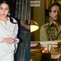 Sara Ali Khan to play Irrfan Khan's daughter in the sequel of Hindi Medium?