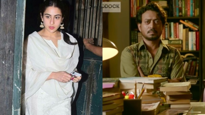 Sara Ali Khan to play Irrfan Khan's daughter in the sequel of Hindi Medium?