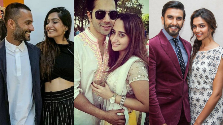 Not just Sonam-Anand and Deepika-Ranveer; even Varun-Natasha to tie the knot this year?