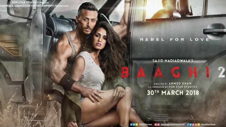 #TrailerTales: Baaghi 2: Tiger Shroff turns rebel to save a Disha Patani indistress