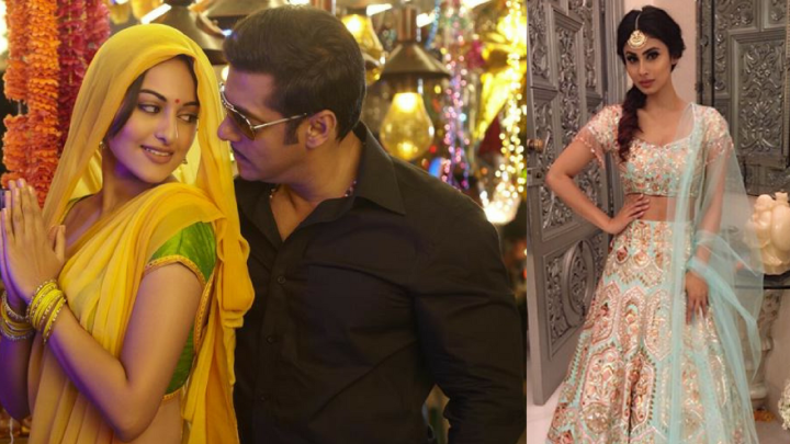 Mouni Roy to play the second lead in Salman Khan's Dabangg3?