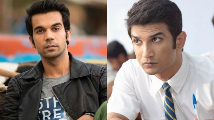 Rajkumar Rao opts out of Nitesh Tiwari's next co-starring Sushant Singh Rajput