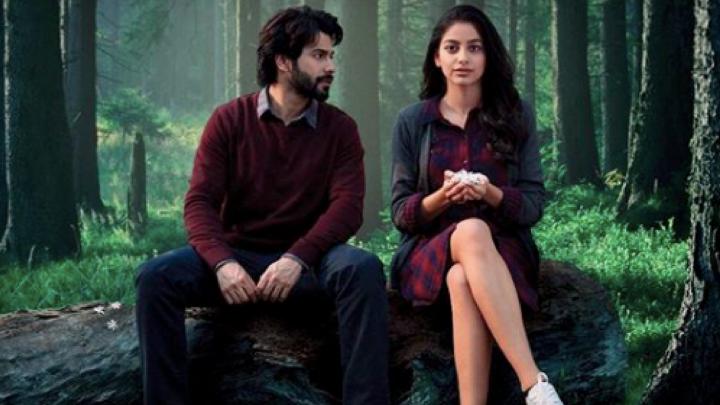 #TrailerTales: October: Varun Dhawan and Banita Sandhu tell us a story aboutlove
