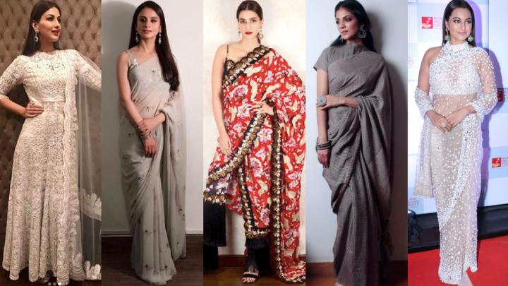 #BestDressed: Kriti Sanon leads the pack in Shivan &Narresh
