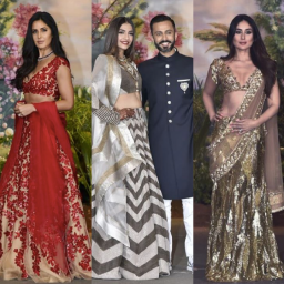 40 pictures you should see from the reception of #SonamKiShaadi