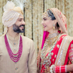 Anand Ahuja slaps patriarchy in the face, adds  Sonam Kapoor's 'S' to his name