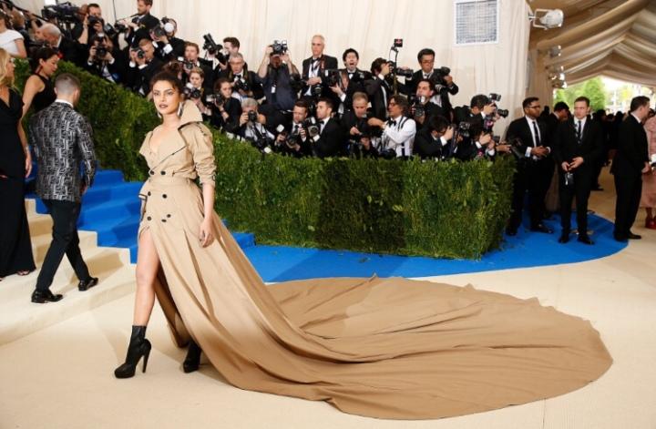 Is Priyanka Chopra wearing this designer to the MetGala?