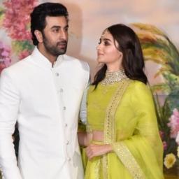 Did Ranbir Kapoor just confirm dating Alia Bhatt?