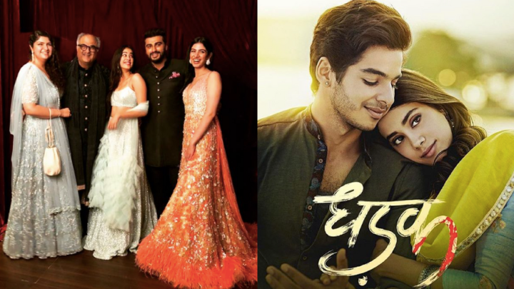 Arjun Kapoor has the best wish for Janhvi Kapoor before the launch of the Dhadak trailer