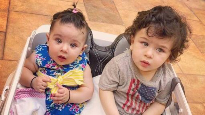 Saif Ali Khan: Taimur is a gunda, Inaaya is small and delicate