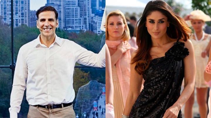 Akshay Kumar finalised opposite Kareena Kapoor Khan in Karan Johar'snext