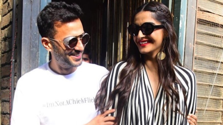 Here's how Sonam Kapoor is celebrating her birthday with Anand Ahuja inLondon