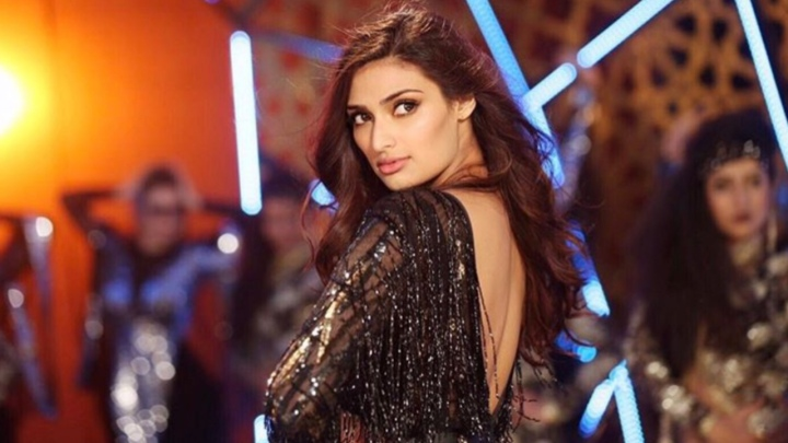 Athiya Shetty to play a Kashmiri footballer in her next