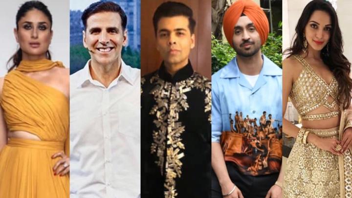 Kiara Advani and Diljit Dosanjh commence GoodNews