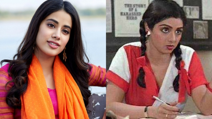 Janhvi Kapoor's next film to be what Mr India was for Sridevi?