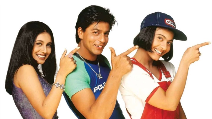 It's SRK, Kajol and Rani Mukerji for Koffee