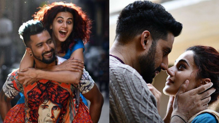 #TrailerTales: Manmarziyaan: Taapsee Pannu, Vicky Kaushal & Abhishek Bachchan promise a GREATfilm!